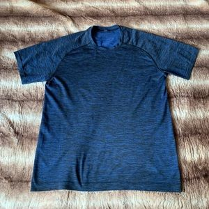 Lululemon Metal Vent Tech Short Sleeve T-shirt